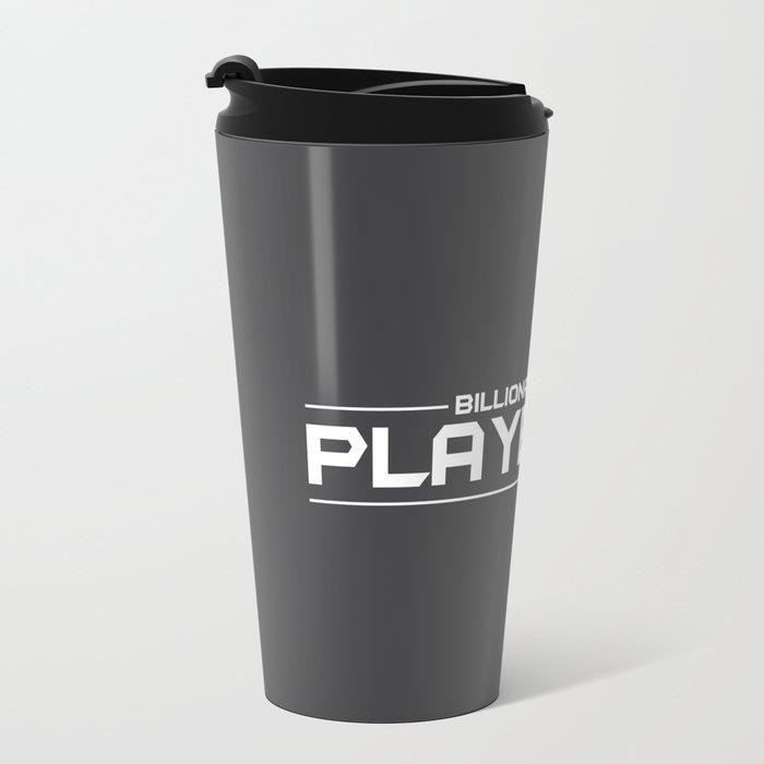 Billionaire Playboy Travel Mug