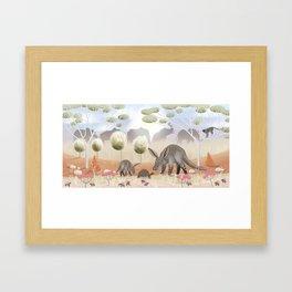Aardvark Framed Art Print