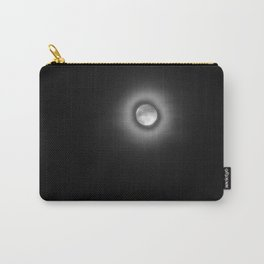 Moon Halo Carry-All Pouch