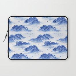 Morning in the Mountains Laptop Sleeve