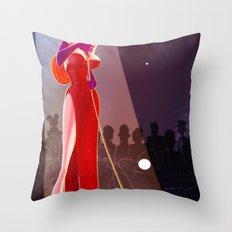 Jessica Rabbit  Throw Pillow