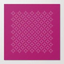 Arabic Pattern WP Canvas Print
