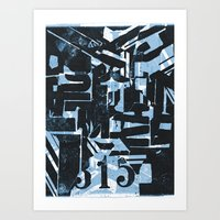 Problem Unsolved Art Print