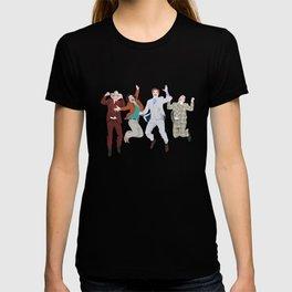 Newsteam flash T-shirt