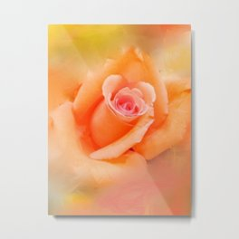 All About Roses Metal Print