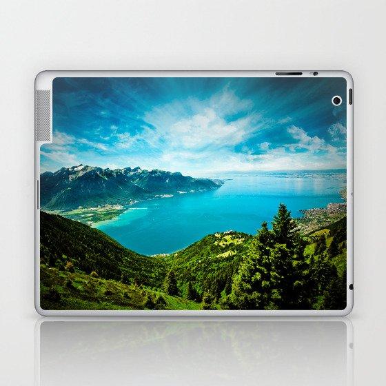 Lake Geneva Laptop & iPad Skin