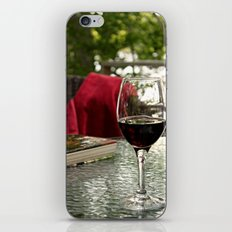 Recipe for Relaxation iPhone & iPod Skin
