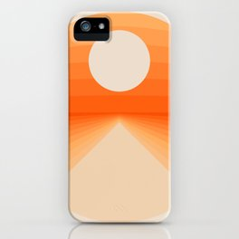 The Distance iPhone Case