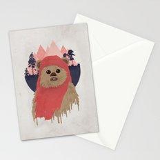 Ewok Stationery Cards
