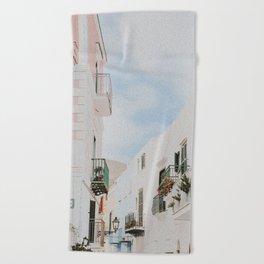 italy Beach Towel