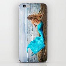 Blue Mermaid iPhone Skin