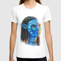 avatar T-shirts featuring Avatar by Aoife Rooney Art