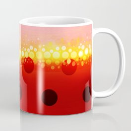 miraculous ladybug designs 1/2 Coffee Mug