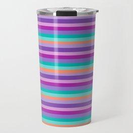 Stripes Colorul Mood Travel Mug