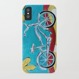 Let's Go for a Ride! iPhone Case