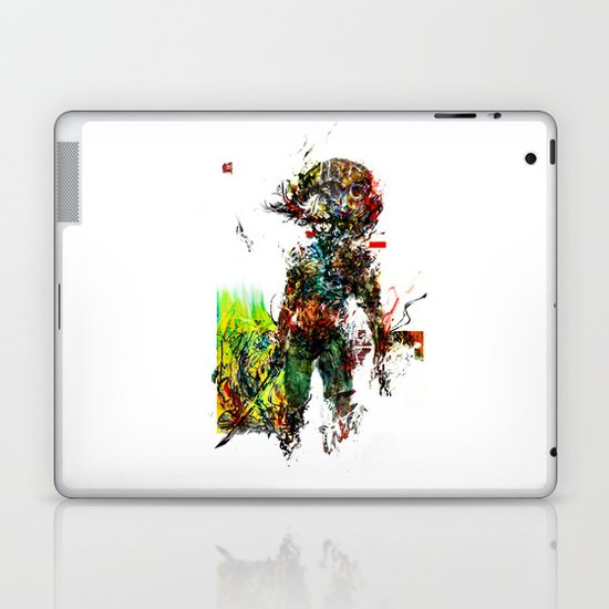 MGS Raiden Laptop & iPad Skin