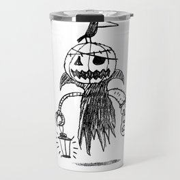 Jack o latern Travel Mug