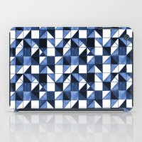 blues iPad Cases featuring Blues by Jozi