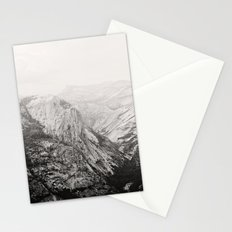Yosemite Beauty (b&w)  Stationery Cards