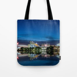 Heinz Field  - home of Pittsburgh NFL team Tote Bag