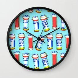Heath is Wealth II Wall Clock