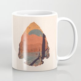 Autumn in the Gorge... - Arrowhead Coffee Mug