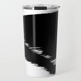 BRUSH STROKE B1 Travel Mug