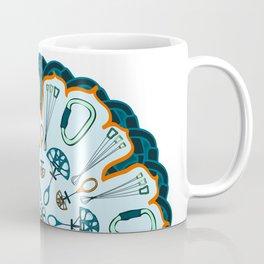 Trad Climbing Mandala Coffee Mug