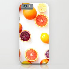 Winter Citrus 1 Slim Case iPhone 6s