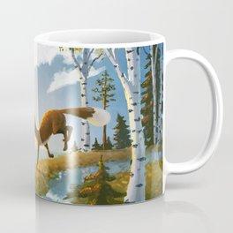 Happy Fox Coffee Mug