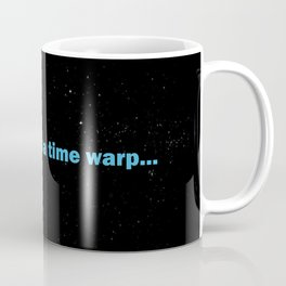 Once Upon A Time Warp Coffee Mug