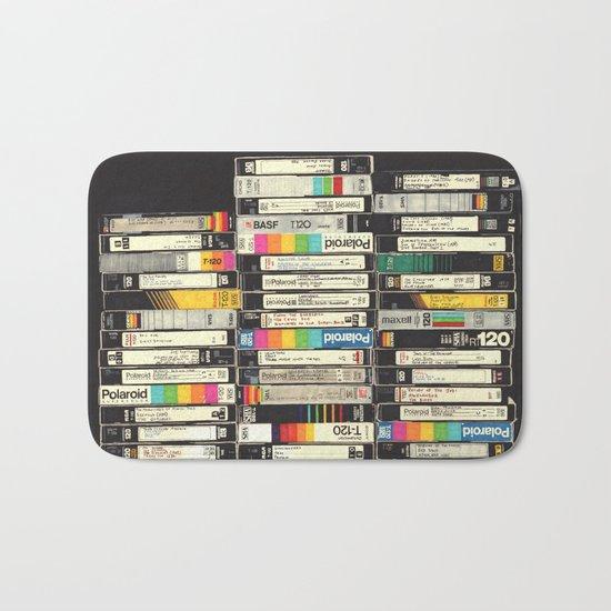 VHS Stack Bath Mat