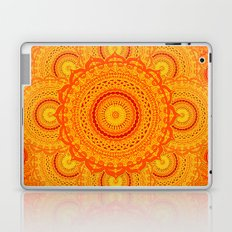 omulyána dancing gallery mandala Laptop & iPad Skin