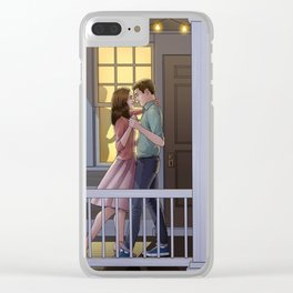 Fitzimmons - Dancing at Night Clear iPhone Case