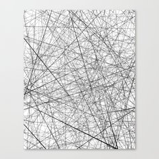 Lineric Canvas Print