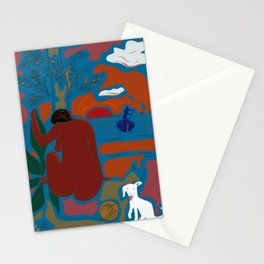 The Universe Weaver, v. 01 Stationery Cards