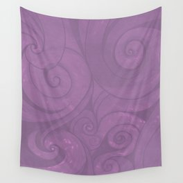 lavender Wall Tapestry