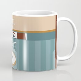 Real Cream Cheese Coffee Mug