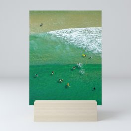 Surfing Day VI Mini Art Print