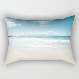 Kapalua Blue Rectangular Pillow
