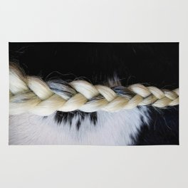 Equine Braid Rug