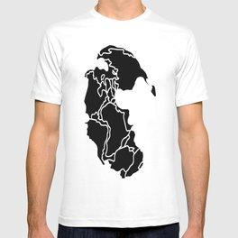 Pangaea Continent T-shirt