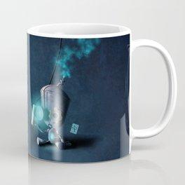 Glow Robot Coffee Mug