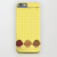 my first muffins iPhone 6s Slim Case