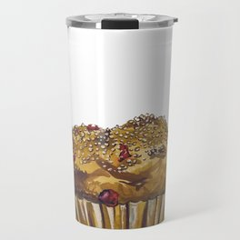 Cranberry Muffin Travel Mug