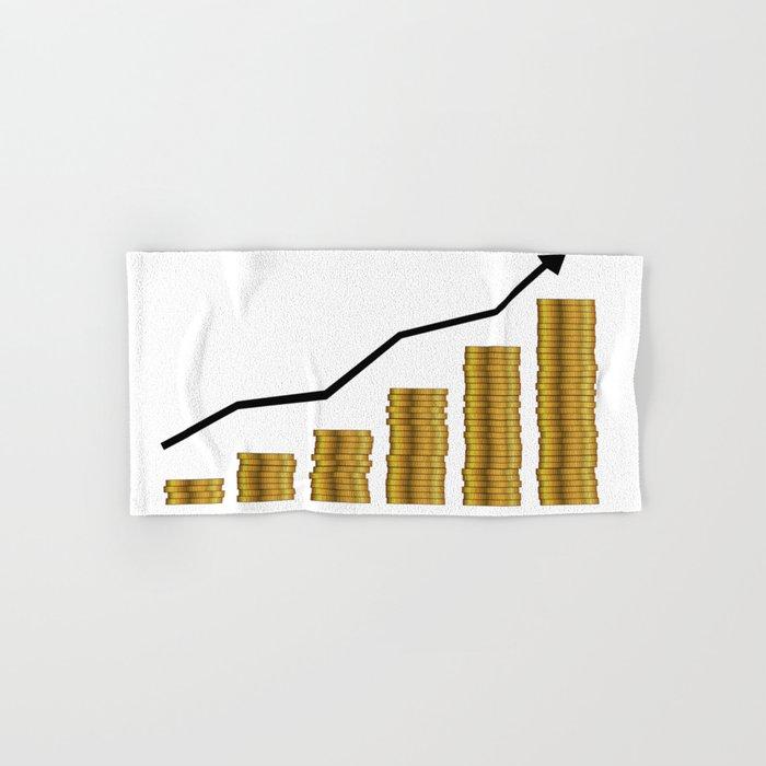 Rising Prices Hand & Bath Towel