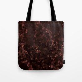 Stone coral - dark Tote Bag