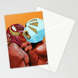 Lucha de Amor Stationery Cards