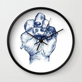 punch Wall Clock