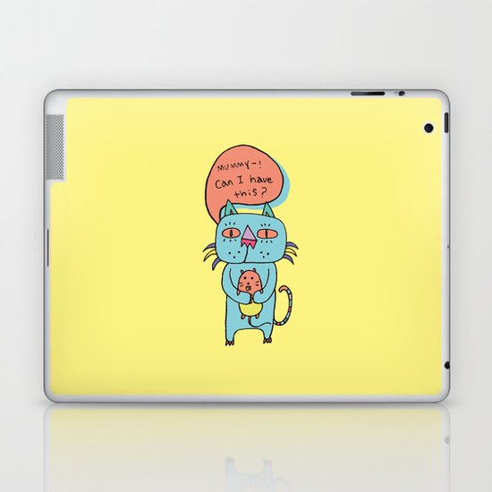 Can I have this? Laptop & iPad Skin